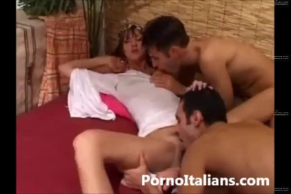 threesome italiano