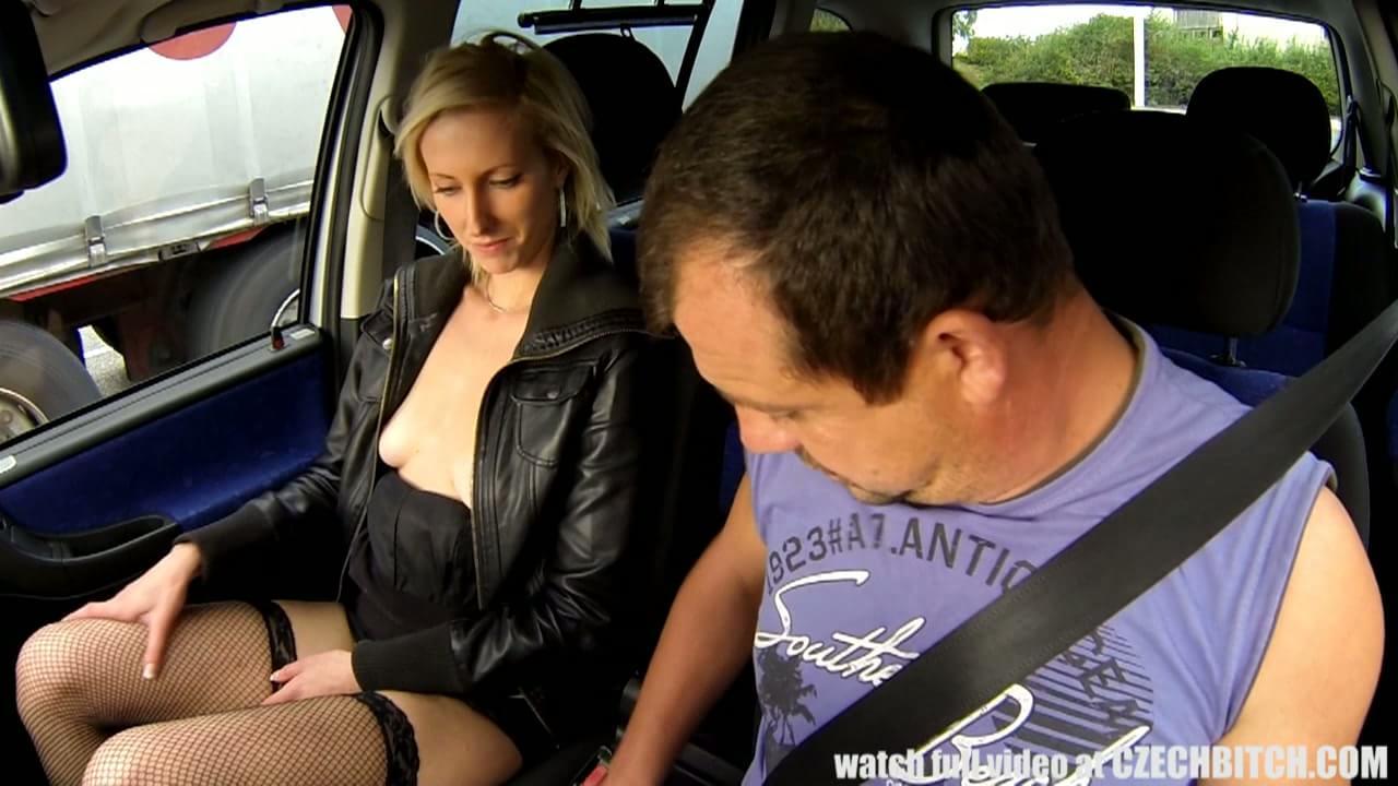 milf in car Amateur nude