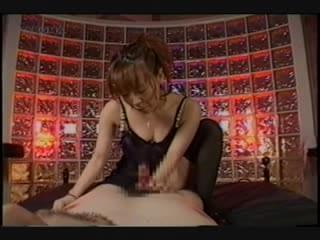 image Maximum teasing and gentle post orgasm japan polish method