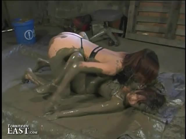 Apologise, but, Mud wrestling porn for