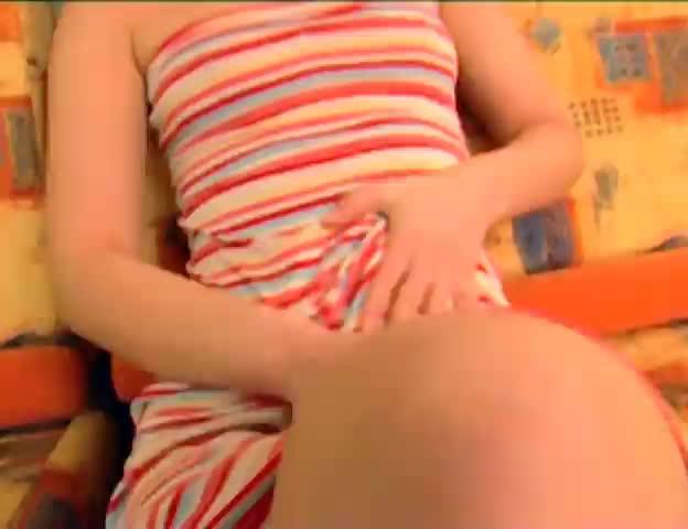 Video girl masterbating orgasm