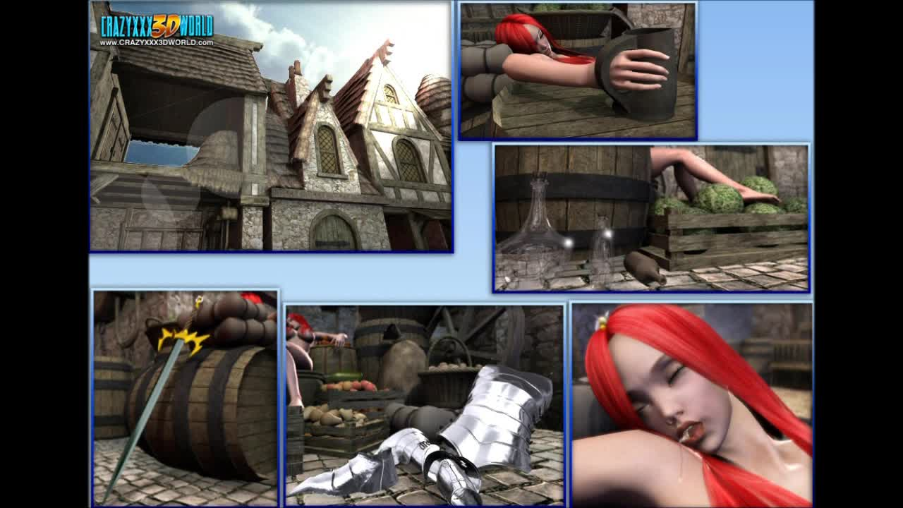 3d comic blade maidens episodes 13 7