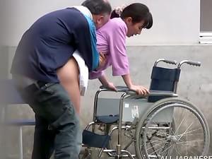 Смотреть порно инвалидами 10