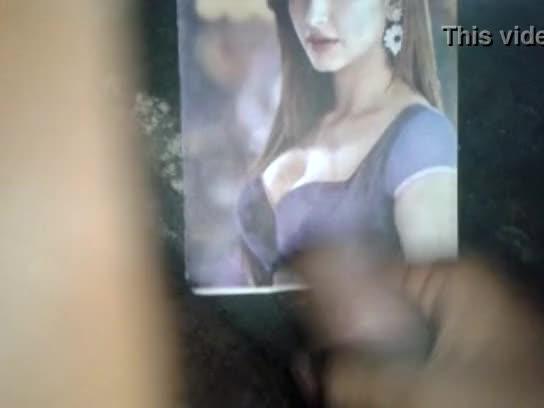 image Cum tribute to bollywood actress and slut priyanka chopra