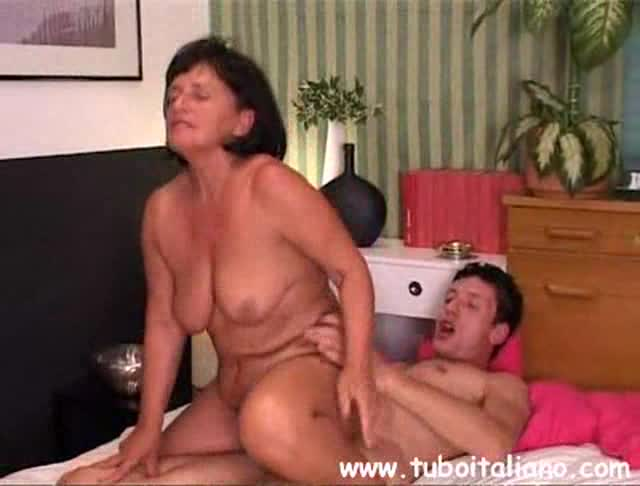 Russian Mature Boy Anal