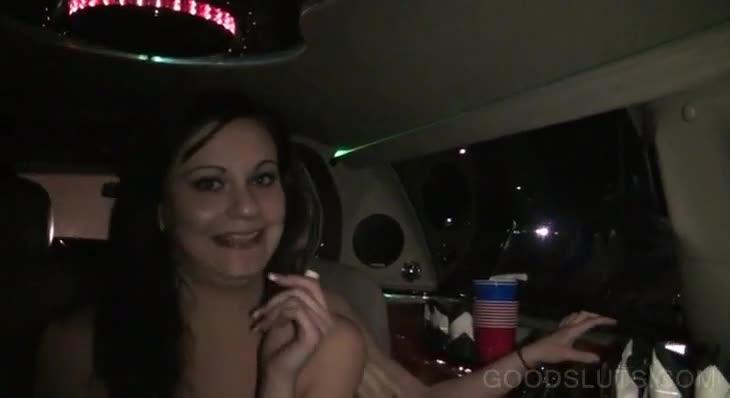Wife riding dark cock
