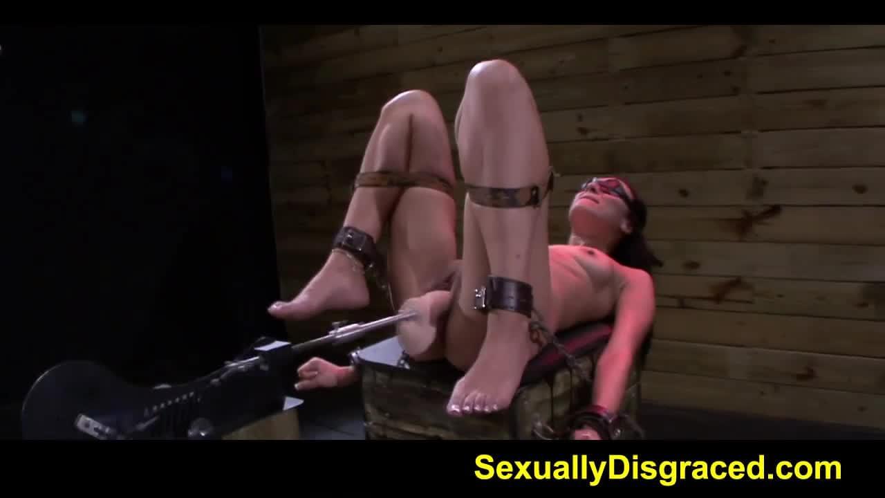 Luscious stockings sex video