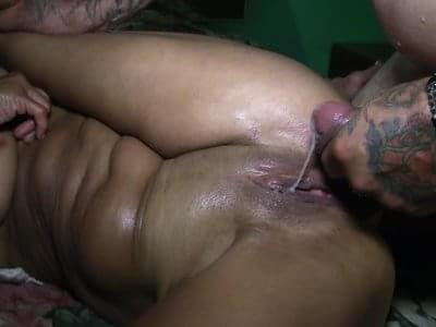 cum on little pussy gif