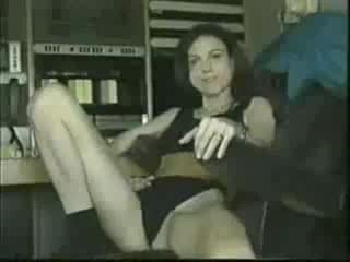 tv reporter sex in the van