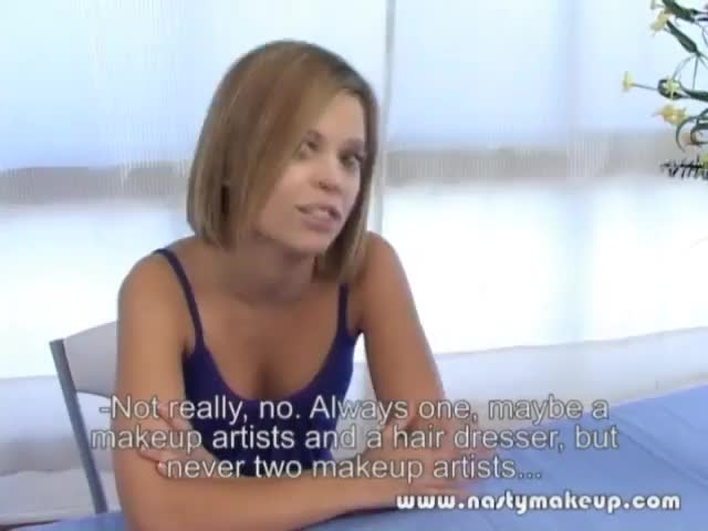 Busty Milf Getting Her Hairy Pussy