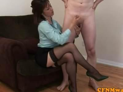 Wife admits she sucked a cock