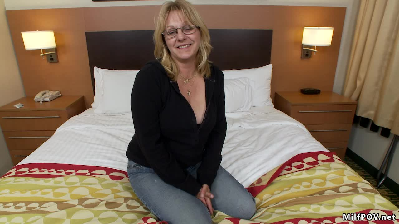 Milf First Time Threesome