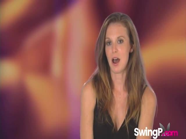 Women beach swingers nude