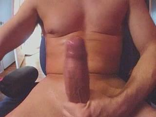 Shemale with 20 inch cock
