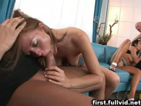 Bi-sexual orgy clips