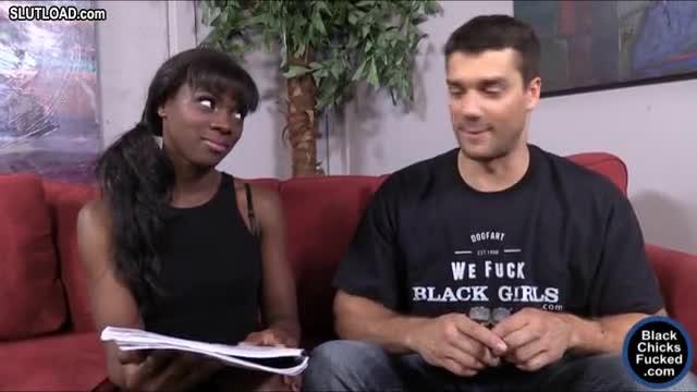 Natalli diangelo interracial