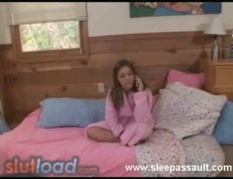 Dakoda Brooks Sleep Assault Video