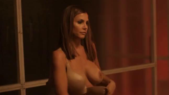 spanked Charisma carpenter