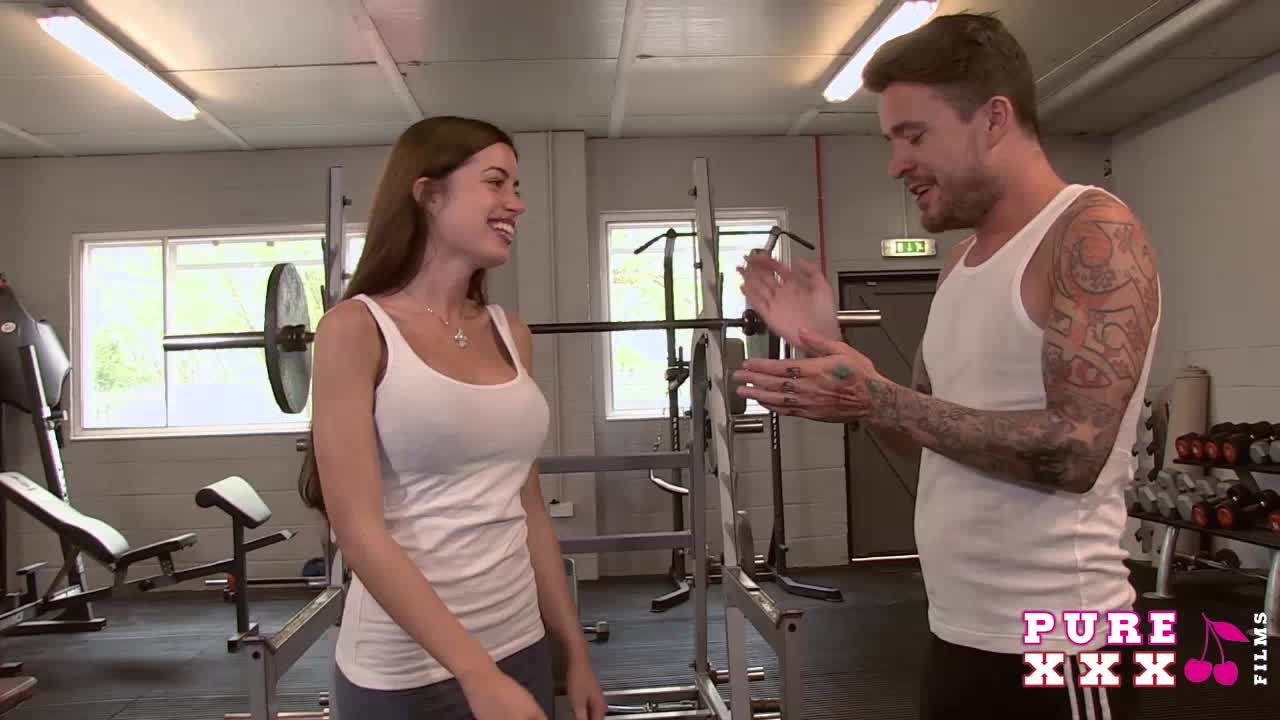 Sex in gym xxx