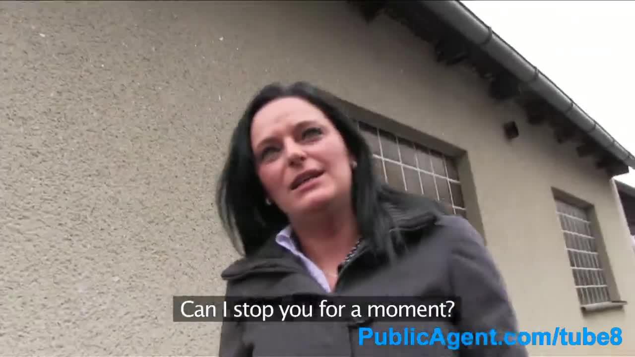 Public Agent Cum Inside