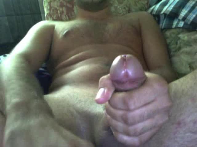 Amazing male masturbation