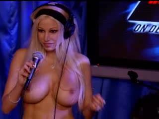 Charlie laine sybian ride on howard stern - 2 part 5