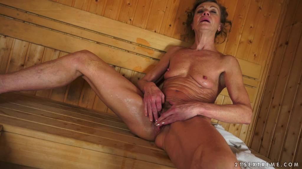 Sauna mature galleries