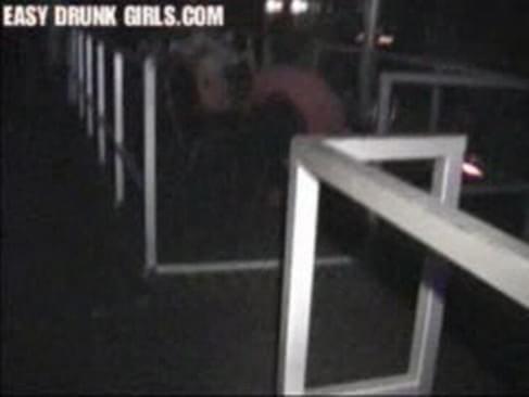 easy drunk girls