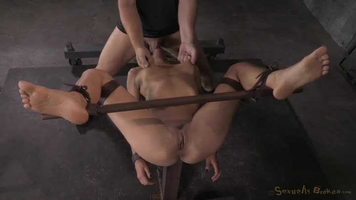 Two Girls Fuck Guy Strapon
