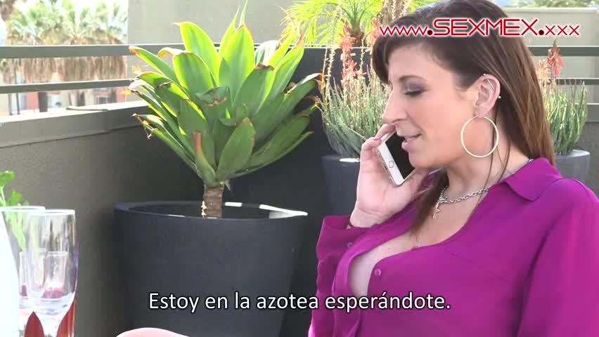 Candice michelles threesome sex scenes