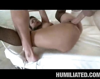 Cum Drenched Teen Slave Eat Your Own For Me