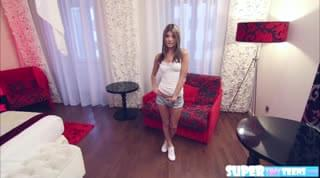 Horny Russian Babe Gina Gerson Gets Her Pussy Fucked By Dude