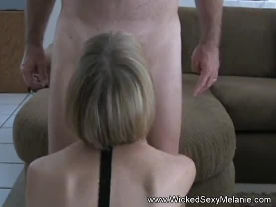 Amateur Mom Sucks Son's Dick