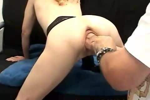 Tight asshole completely filled with cum