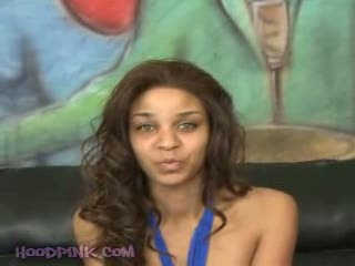 Ebony teen amateur is used like foul meat by white cocks that face and throat fuck her deep and trust me she is not smiling for very long after this