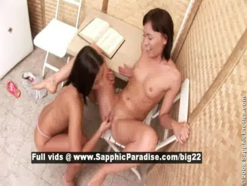Moni and kelsie from sapphic erotica, amateur redhead lesbian teen babes ...