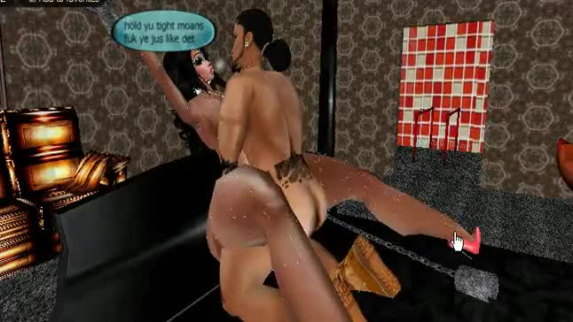 Imvu naked girls having sex