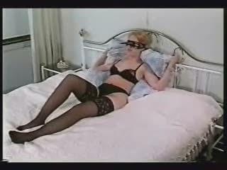 Boyfriend tied to bed