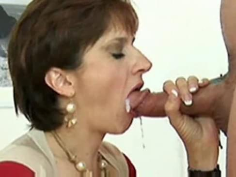 Red habib blowjob