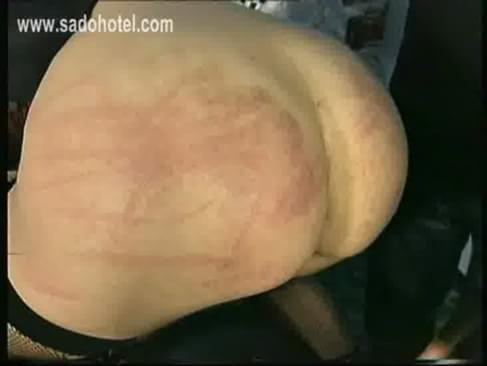 Sad Crying Slave With Big Tits On Her Ear And Spanks Nice