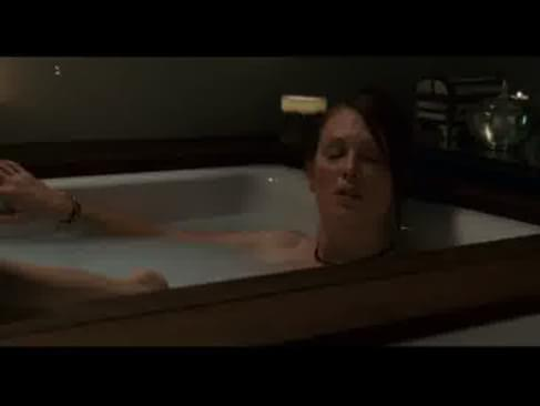 Julianne moore shows her nice tits in a sex scene from 20108242s the kids ...