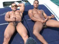 Muscle paramour jacking offf