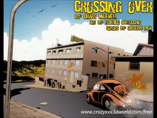 2d comic crossing over episode 1 9