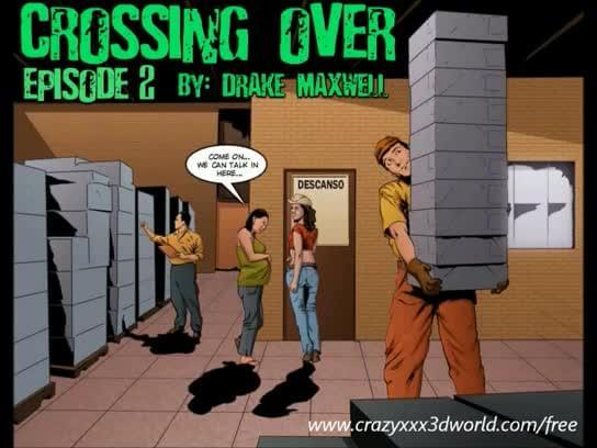 2d comic crossing over episode 2 9