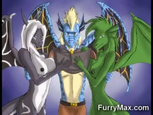 Furry hentai fantasy! Crazy compilation of the hottest and sluttiest furry ...