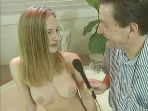 Spanish sex show