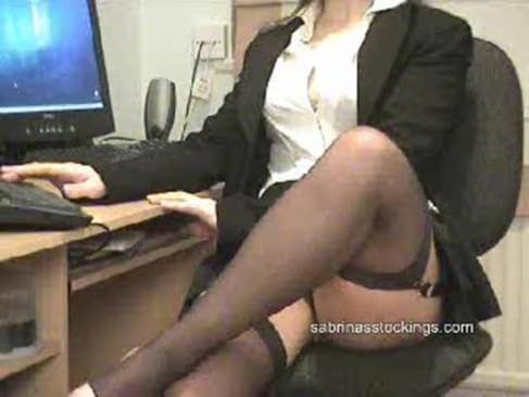 Her Mature secretary tubes blonde