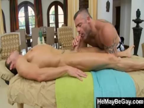video pbyd bear gets fucked straight massage table