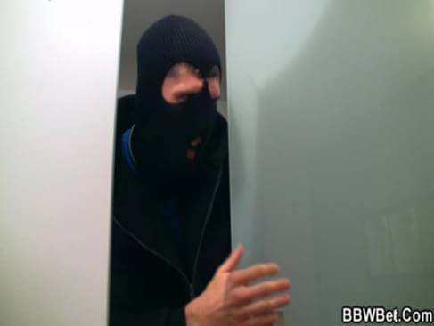 Bbw burglar