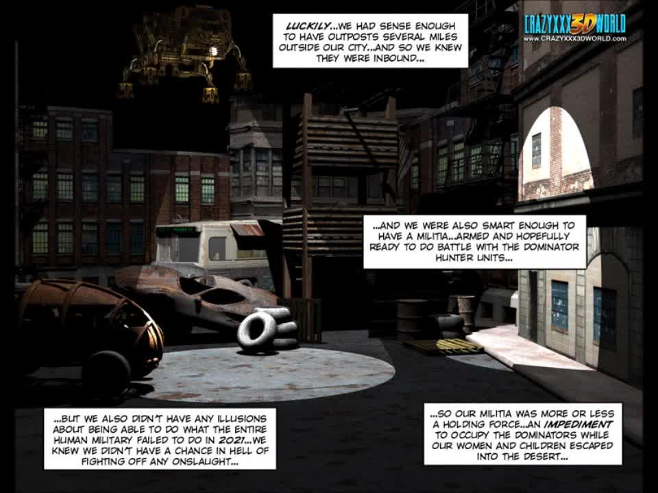 3d comic dominion episode 10 5